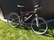 Mountainbike Merida Carbon Fully