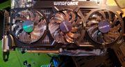 Nvidia GTX 780 Grafikkarte