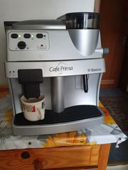 Verkaufe Kaffeevollautomat Saeco