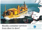 Überseeumzüge - und Transporte