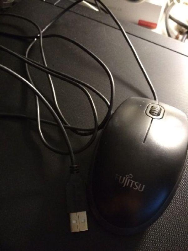 Computer Mause schwarze