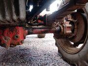 MAN LKW 635 Umbau-Ersatzteile