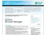 Junior Account Manager m w