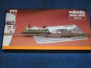 Märklin mini club 8813 BR