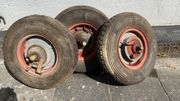 Reifen-Felgen Vespa Roller Oldtimer