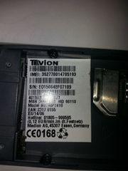 PHILIPS Mobiltelefon TEVION MD 96110
