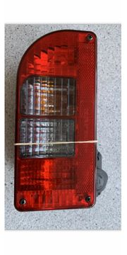 Lichtleiste für Fahrradträger oder Anhänger
