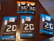 ISY 2d 3D Displayschutzfolien Samsung