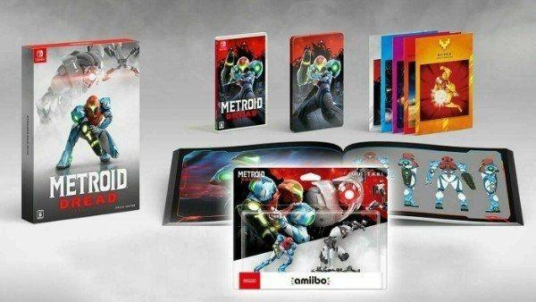 Metroid Dread Special Edition amiibo-Doppelpack