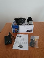 Systemkamera Olympus E-PL 3 Digitalkamera