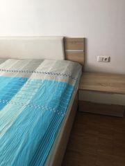 Schlaf Zimmer Garnitur ohne Matratze