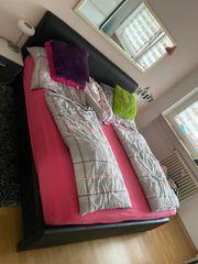 Doppelbett Schlafzimmer Bett 180 x