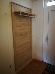 Garderobenschrank und passendes Garderobenpaneel