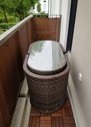 Garten Balkon Möbel