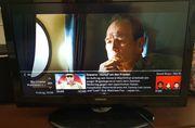 TV Fernseher inkl Receiver