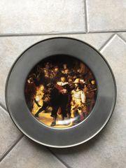 Wandteller Rembrands Nachtwache Seltmann Porzellan