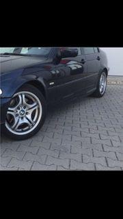 BMW e46 M Felgen 17