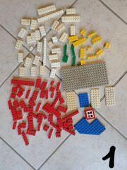 Lego Pakete Steine und Platten