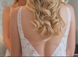 Hochzeitskleid - Brautkleid - Kollektion Sanna Lindström -: Kleinanzeigen aus Alpen - Rubrik Alles für die Hochzeit