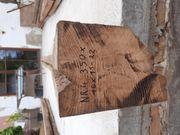 Historische Eichbalken