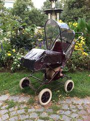 Vintage Kinderwagen Buggy Jogger Gesslein
