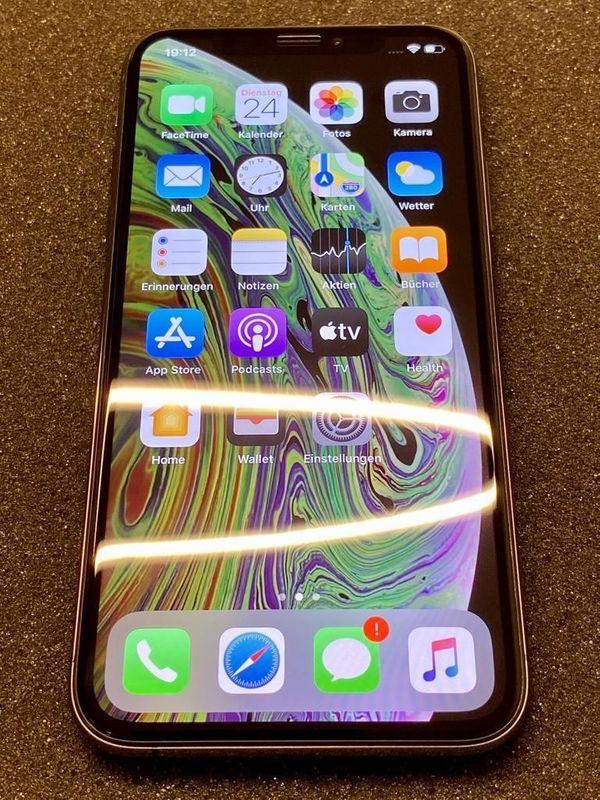 Apple iPhone XS 64GB SpaceGrey