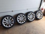 4 Winterreifen für Audi