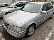 Mercedes C180 wenig Km