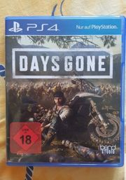 Days gone Ps4 Versand inklusive
