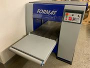 HOLZ-Format4 Dicken-Hobelmaschine EXAKT 63 mit
