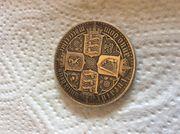 Englische Münze