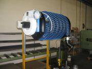 MERTNER Abgasabsauganlage Motorschlauchaufroller PKW-Service
