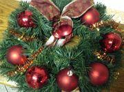 Weihnachtlicher Dekokranz