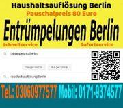 Haushaltsauflösungen Berlin