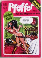 Pfeffer Das Witz-Magazin mit Pfiff