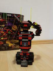 Modell aus LEGO-Bausteinen 6949 Robo-Guardian