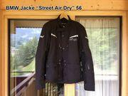 BMW Jacke Street Air Dry