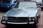 Mercedes Sl 280 1979 Oldtimer