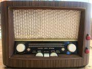 Röhrenradio Kaiser aus den 50igern