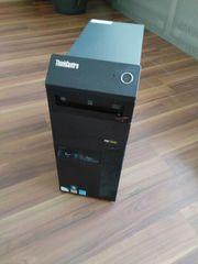 Lenovo PC mit neuer SSD