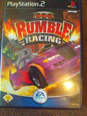 PS 2 Spiel Rumble Racing