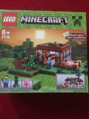 LEGO MINECRAFT nie geöffnet