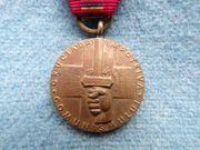 Orden Rumänische Medaille Kampf dem