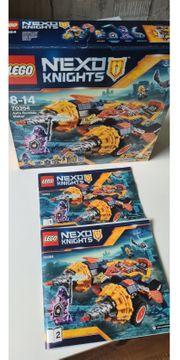 Lego Nexo knights 70354 Axels