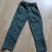 Hose Workwear-Hose oliv Gr 104