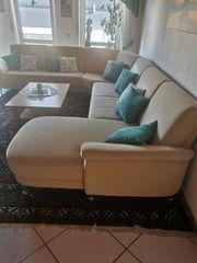 Wohnlandschaft XXL Sofa Couch neuwertig