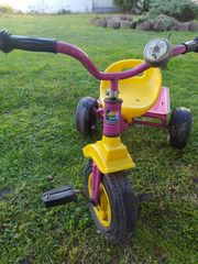 Kettler Dreirad mit Ladeschale kippbar