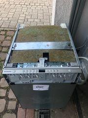 Siemens Spülmaschine Vollintegrierbar 45 cm