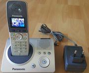 Panasonic KX-TG8090GS DECT- Telefon mit AB