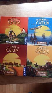 Siedler von Catan 1-4